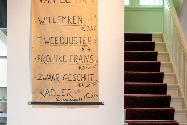 Brouwersnös Groenlo menu