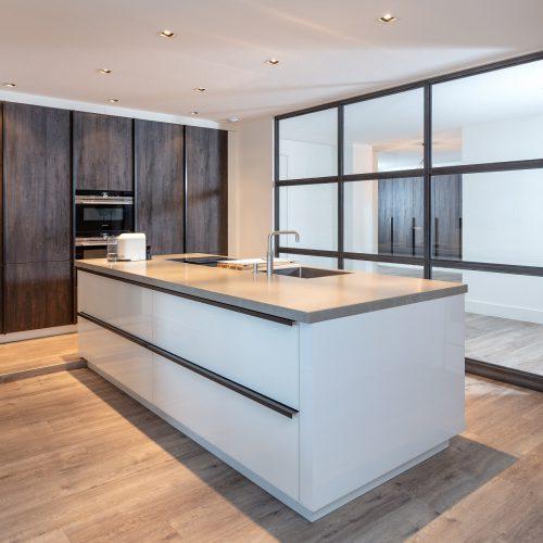 Appartement Enschede keuken