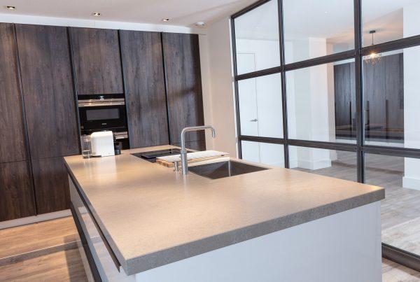 Appartement Enschede aanrecht