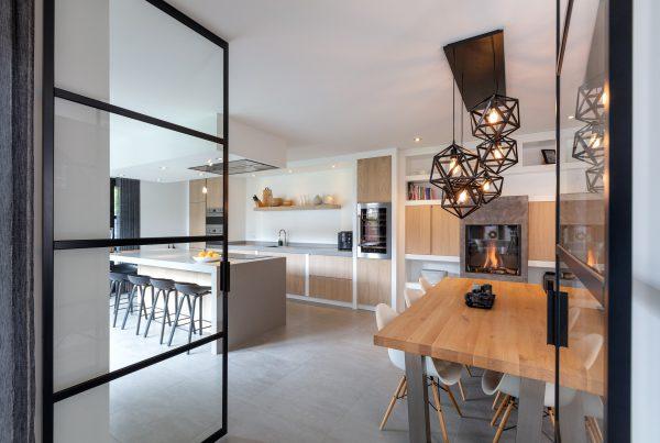 Woonhuis Enschede keuken