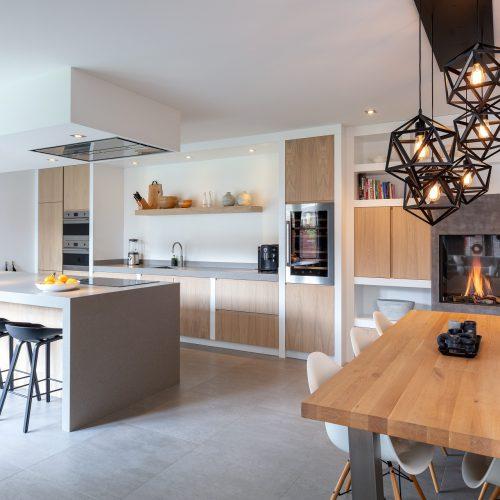 Woonhuis Enschede keuken 2